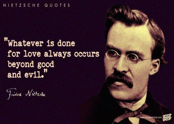 kata kata bijak cinta dari Friedrich Nietzsche