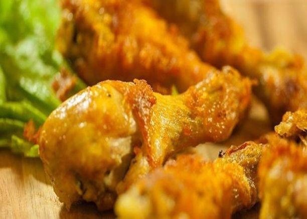 resep dan cara membuat ayam goreng kuning