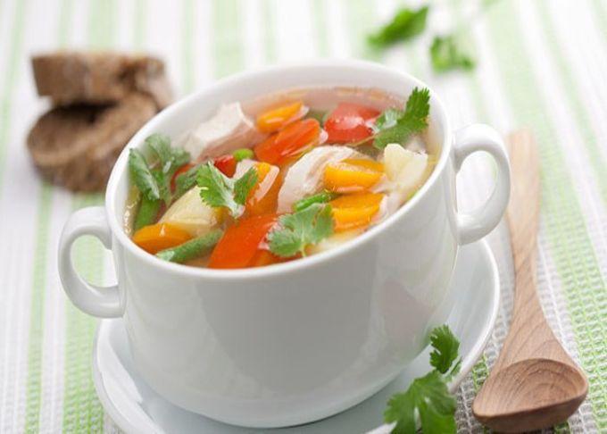 resep dan cara membuat sop ayam kampung