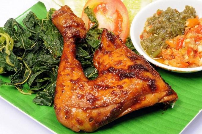 Resep dan Cara Membuat Resep Ayam Panggang Padang
