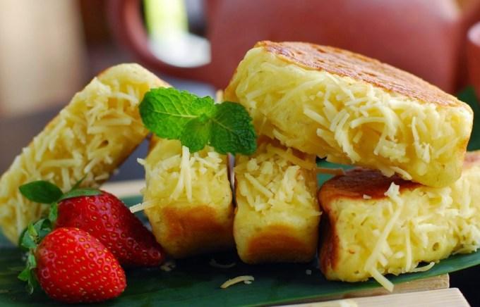 resep dan cara membuat Kue Pukis Kentang