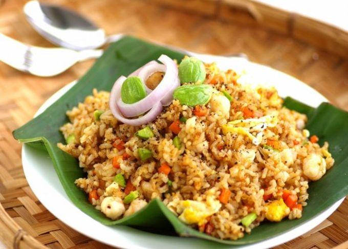 cara membuat dan resep nasi goreng spesial