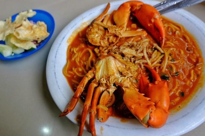 Cara Membuat dan Resep Mie Aceh Kepiting