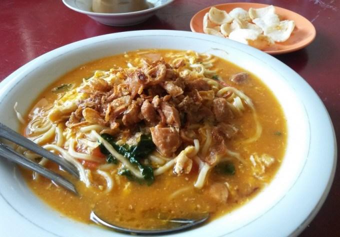 Cara Membuat dan Resep Mie Kocok Aceh