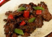 Cara Membuat dan Resep Sapi Lada Hitam Beef Black Pepper