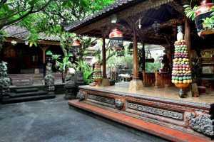 Bagian Rumah Adat Bali