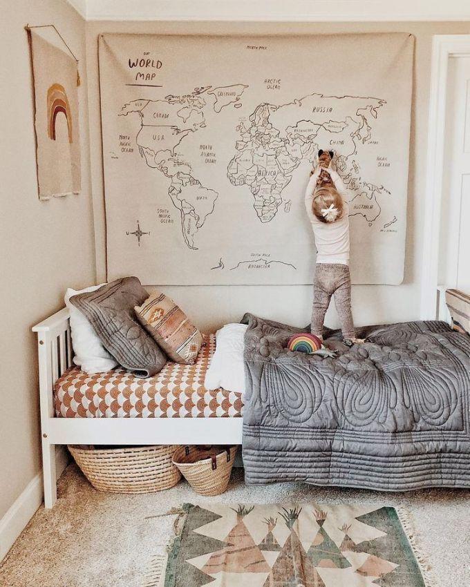 9 Inspirasi Desain Kamar Tidur Minimalis (Full Anti ...