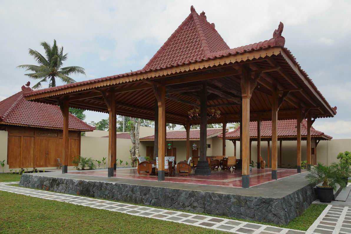 Rumah Adat Jawa Timur Kupas Tuntas Filosofi Setiap Bagian