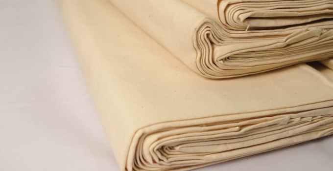 jenis kain kanvas