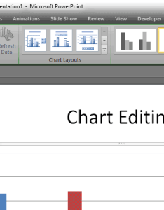 Switch row column grayed out for  chart in powerpoint also rh notesdezine