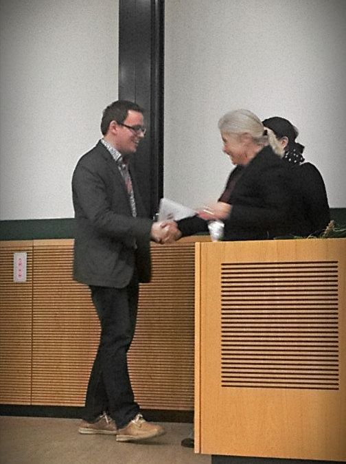 Lisa Lena Opas-Hänninen Young Scholar Prize 2016