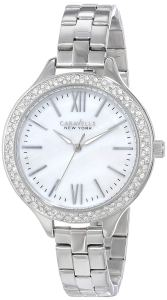 Caravelle New York Women's Japanese Quartz Watch