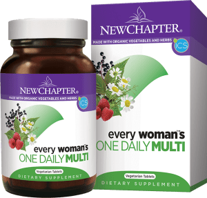 New Chapter (Every Woman's One Daily Multivitamin)