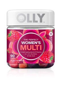 Olly (The Perfect Women's Gummy Multivitamin)