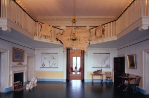 Entrance Hall of Monticello