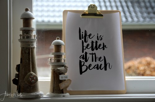 Life is better…