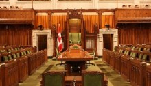 Image Canadian House of Commons Speaker's Chair