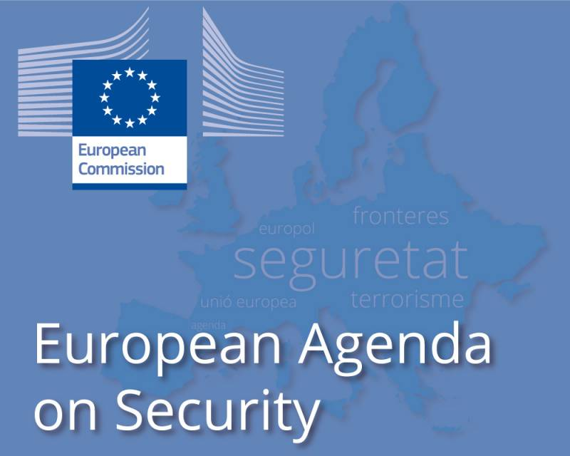 European agenda on security