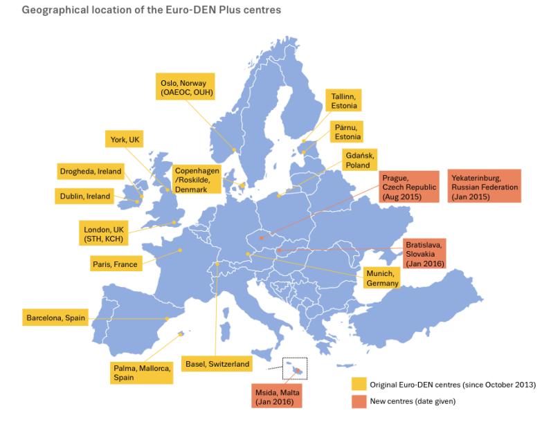 Informe de l'Observatori Europeu de les Drogues i les Toxicomanies (EMCDDA