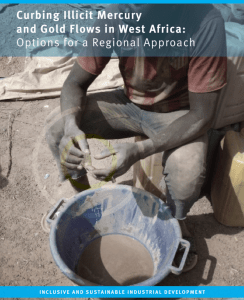 Curbing Illicit Mercury and Gold Flows in West Africa