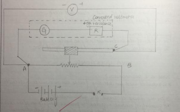 Voltmeter Wiring Diagram Voltmeter Wiring Diagram