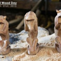 World Wood Day - 21 March 2013