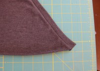 sew on hem band