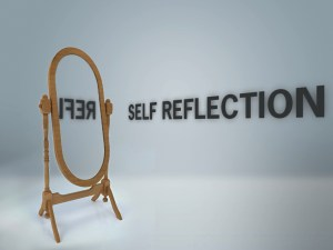 self-reflection