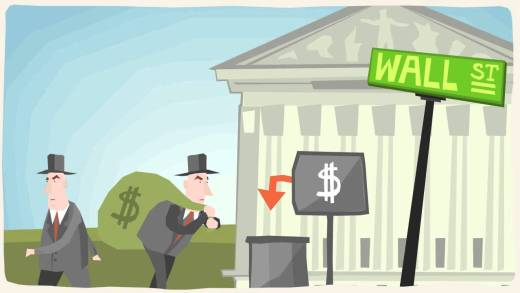 wall st inequality
