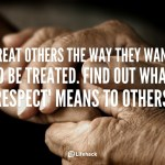 Treat Others How They Want to be Treated