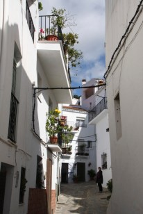Jubrique, Andalusia, Spain