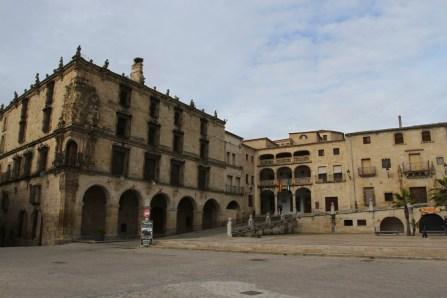 Palacio de la Conquista, Trujillo, Extremadura, Spain