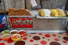 Street food in Bangkok, Thailand
