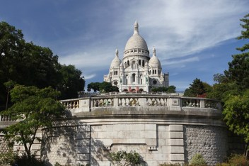 Sacré-Cœur, Montmatre, Paris, France