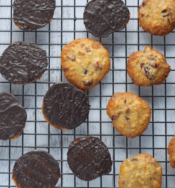 Chocloate Florentines