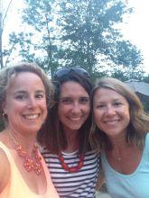 Natalie, Megan and Emily