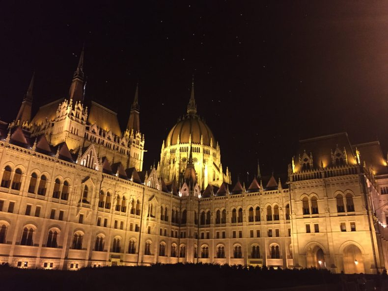 A Week in Budapest