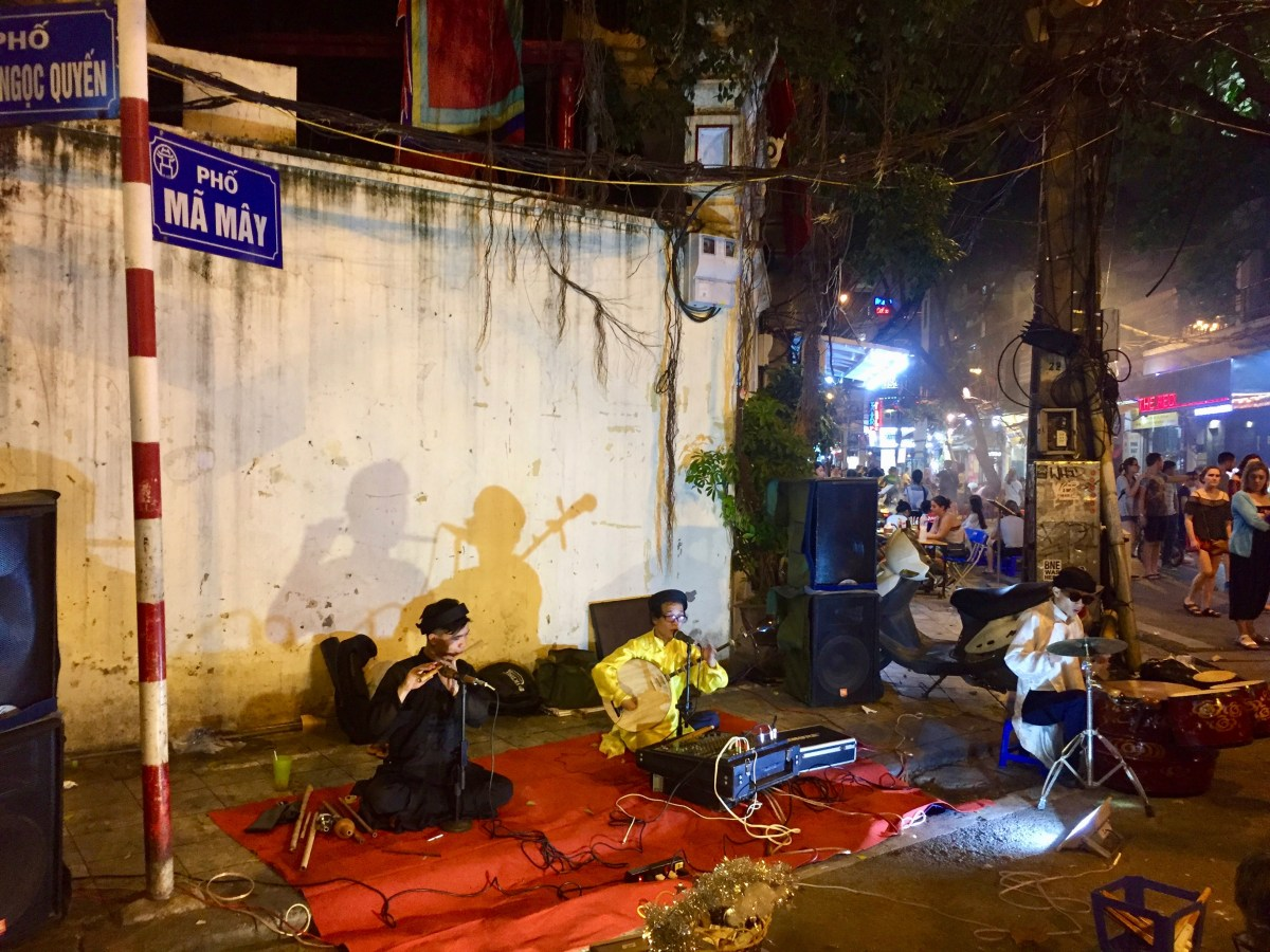 Hanoi, Vietnam - Where Vietnamese Traditional Music Comes Alive