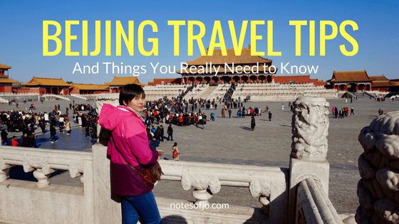Beijing Travel Tips: What You Really Need to Know