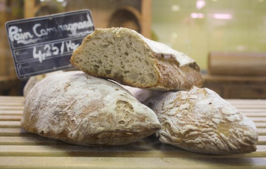 The best breads in the world live in France