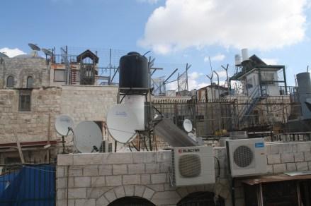 Jerusalem-Jewish Compound