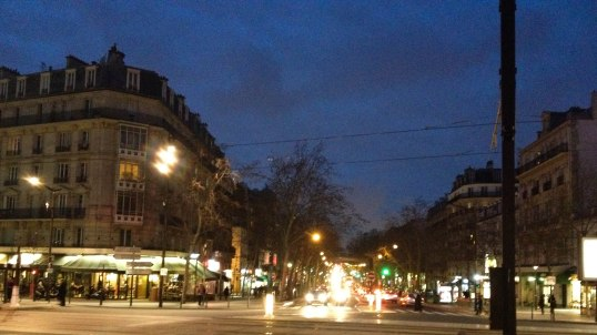The street I used to live on, Avenue Daumesnil