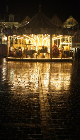 Christmas in Troyes.