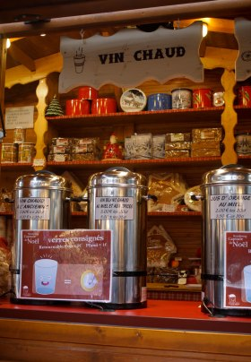 Hot spice wine...the real reason everyone flocks to Strasbourg in the winter.