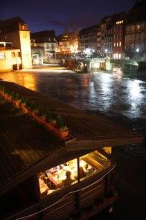 Christmas time in Strasbourg.