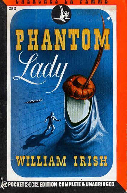 phantom lady book