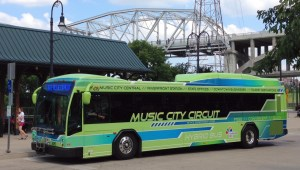 MTA Circuit: the free way to get around Nashville