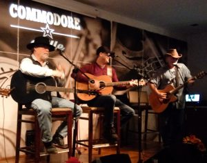 Commodore Grille, among the busiest listening rooms in Nashville
