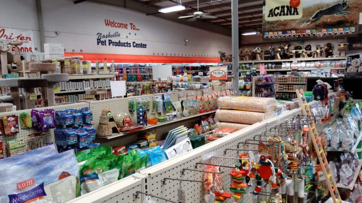 Nashville Pet Products--for dogs, cats and other pets