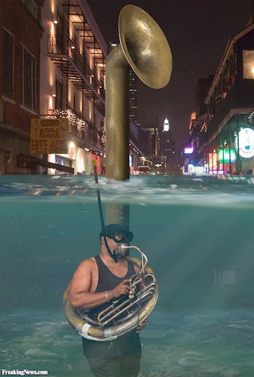 New Orleans Funny Pictures : orleans, funny, pictures, Funny, Orleans, Bourbon, Street, Sinking?, Notes